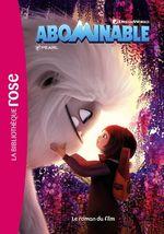 Vente EBooks : Abominable - Le roman du film  - Universal Studios
