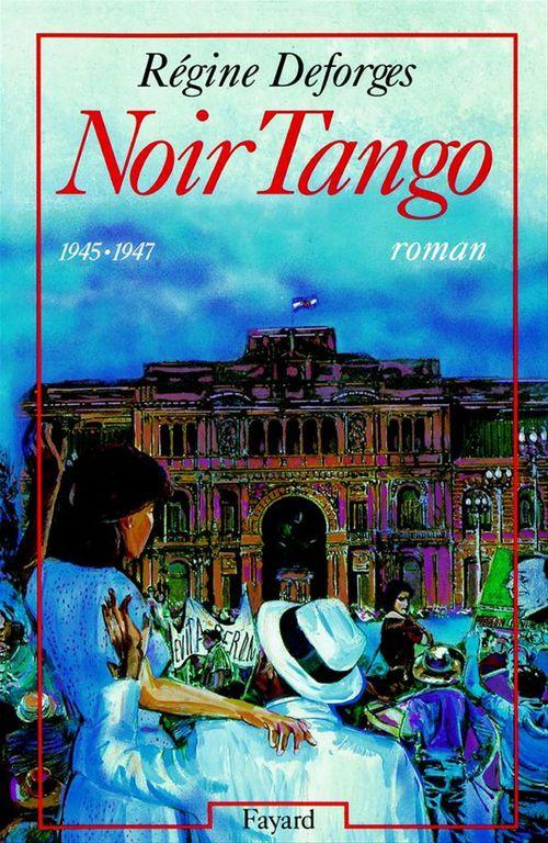 la bicyclette bleue t.4 ; noir tango, 1945-1947