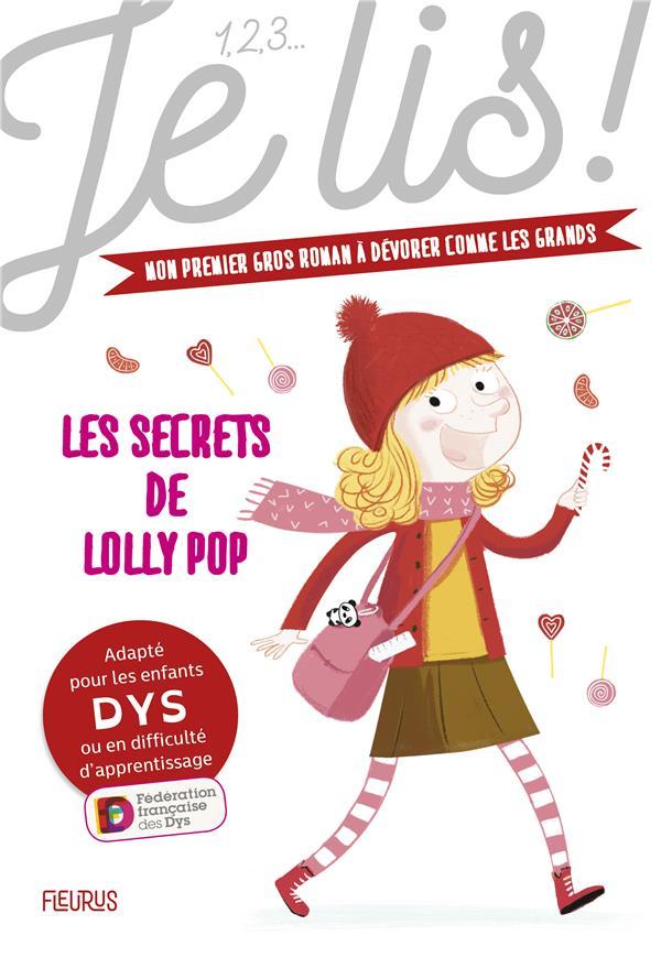 Lolly Pop t.1 ; les secrets de Lolly Pop