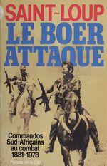 Le Boer attaque