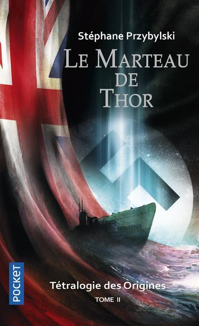 ORIGINES T.2  -  LE MARTEAU DE THOR PRZYBYLSKI, STEPHANE