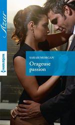 Vente Livre Numérique : Orageuse passion  - Sarah Morgan