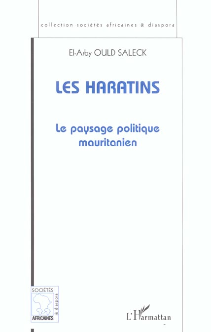 Les Haratins  - El-Arby Ould Saleck