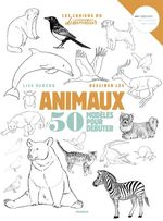 Vente Livre Numérique : Dessiner les animaux  - Lise Herzog
