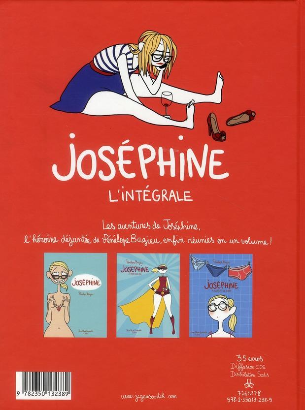 Joséphine ; intégrale t.1 à t.3
