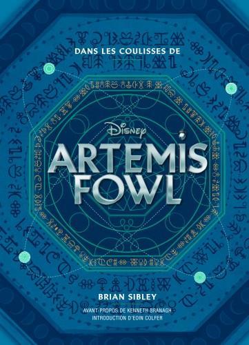 Dans les coulisses d'Artemis Fowl
