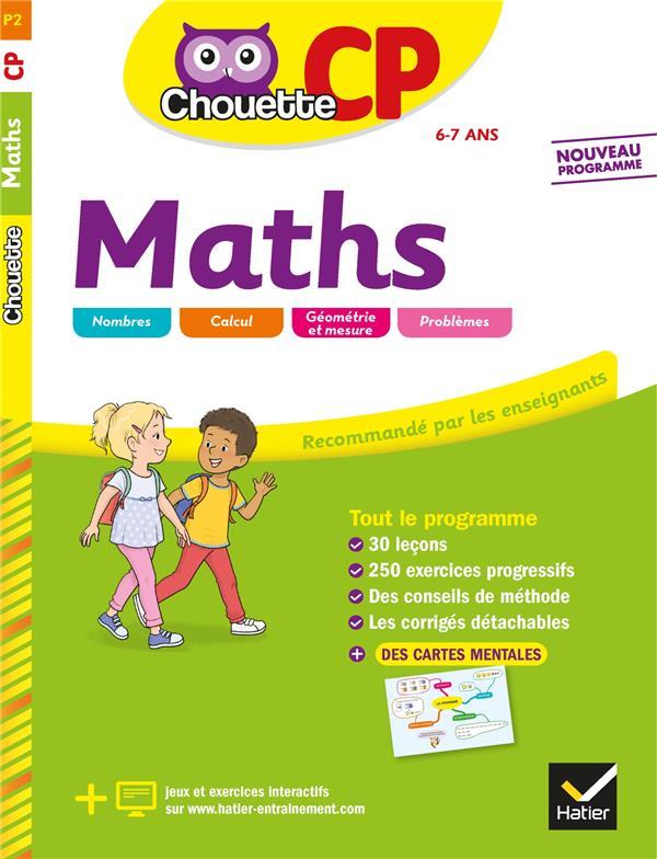 Chouette entraînement ; maths ; CP