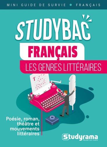 studybac ; français : les genres littéraires