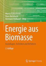 Energie aus Biomasse  - Martin Kaltschmitt - Hans Hartmann - Hermann Hofbauer