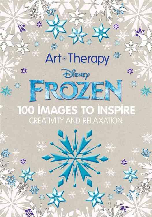 Art Therapy: Disney Frozen
