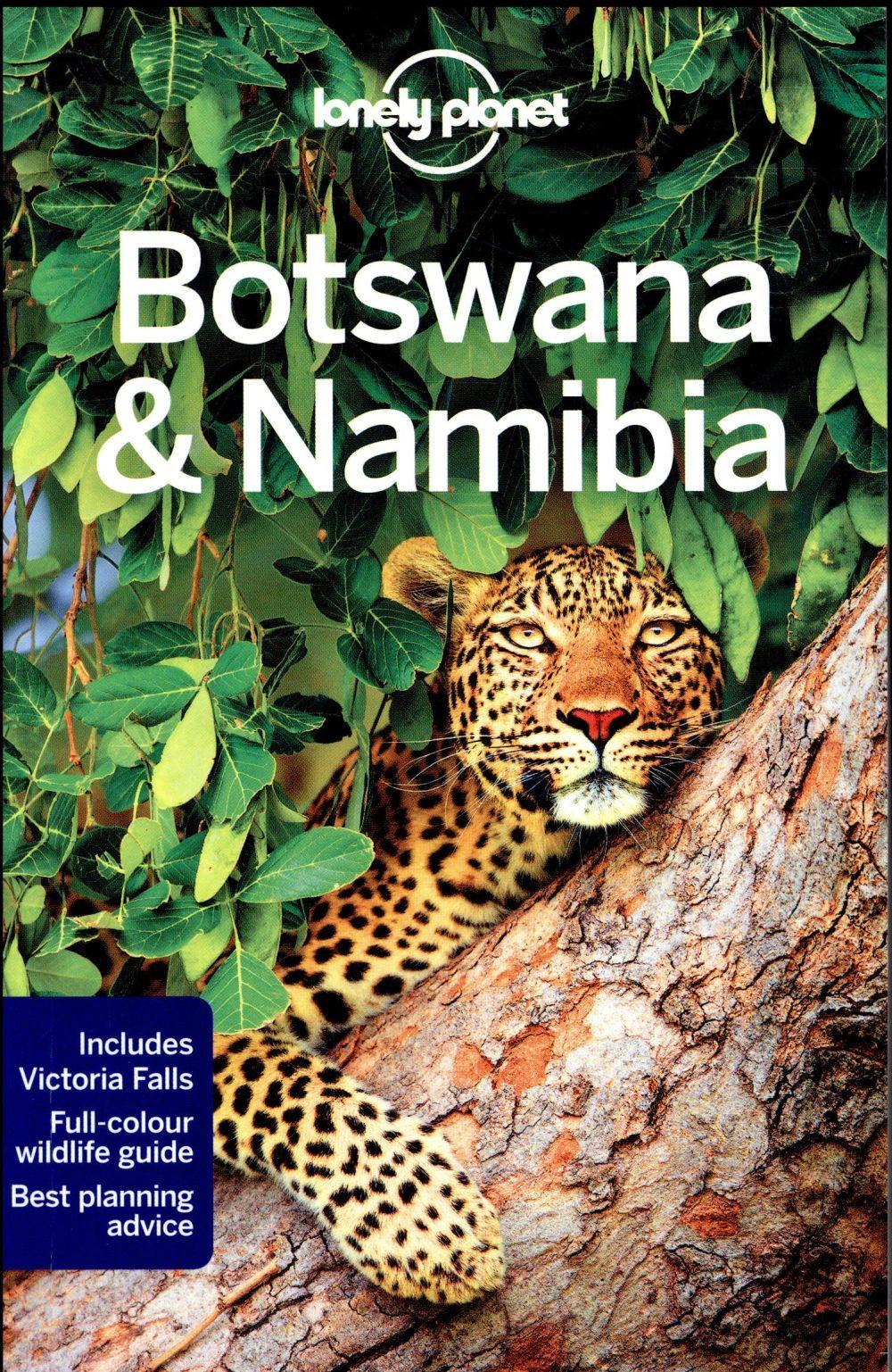 Botswana & Namibia (4e édition)