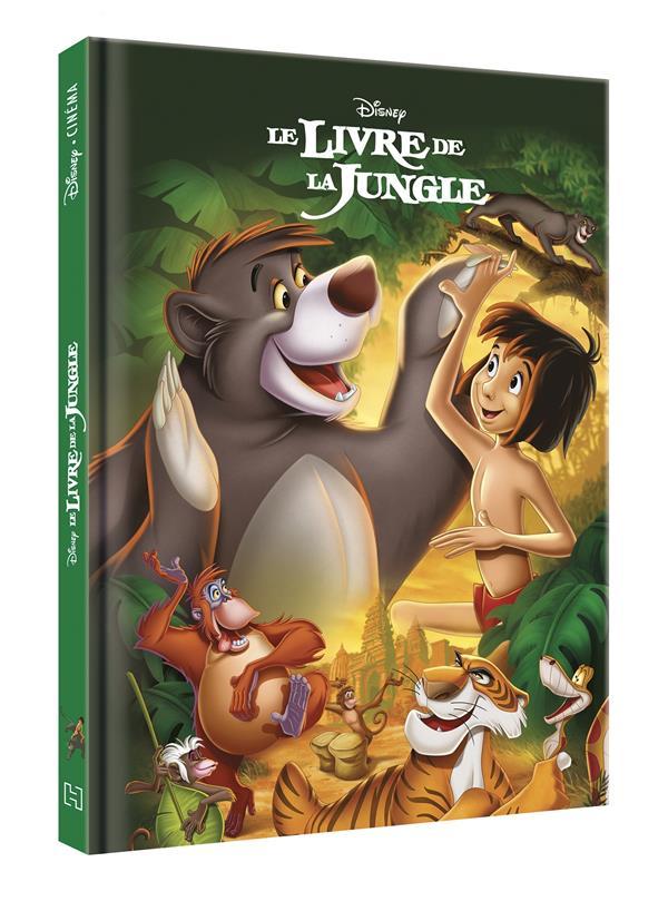 Disney cinéma ; le livre de la jungle