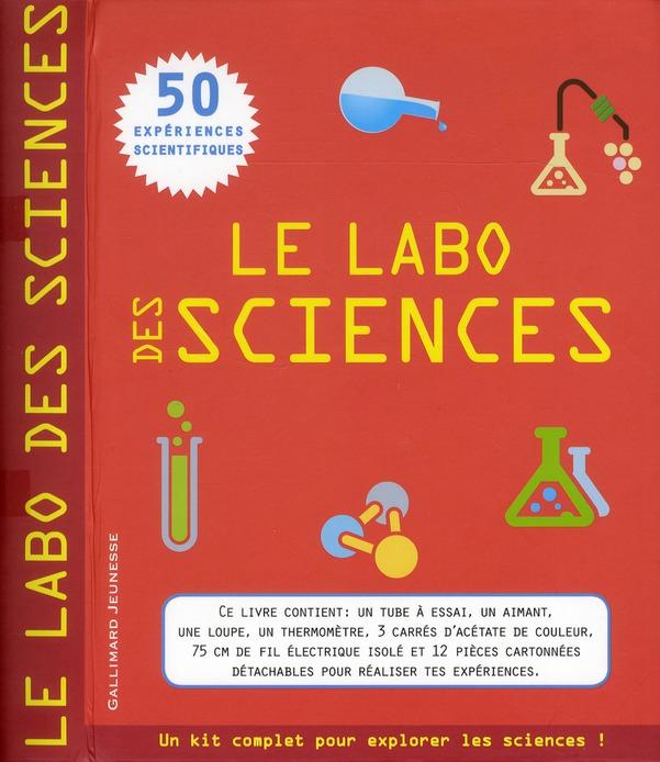 Le Labo Des Sciences ; Coffret