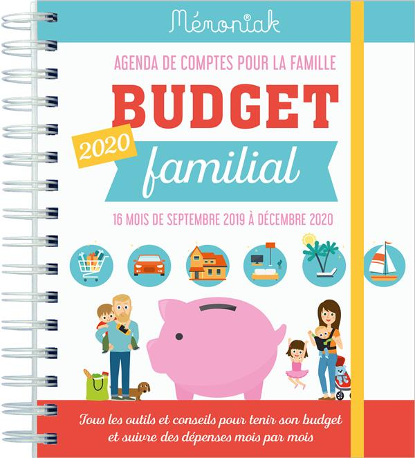 Memoniak ; Budget Familial (Edition 2019/2020)