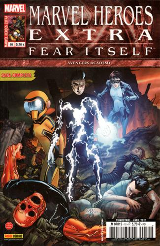 Marvel Heroes Extra 10 (Fear Itself)