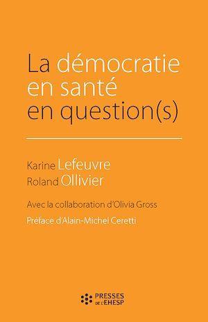 La démocratie en santé en question(s)