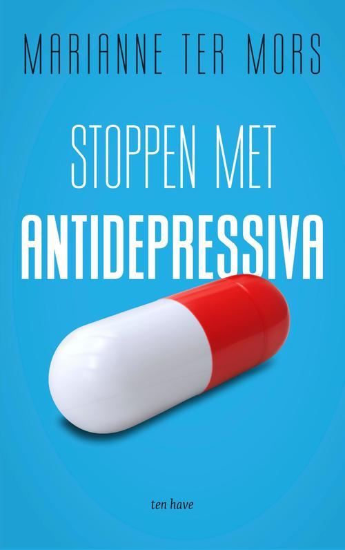 Stoppen met antidepressiva