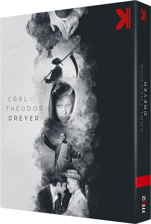 La Collection Carl Theodor Dreyer - Le maître du logis + Vampyr + Jour de colère + Ordet + Gertrud