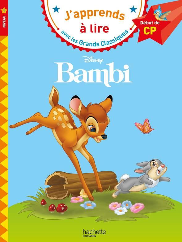 BAMBI  -  CP NIVEAU 1 ALBERTIN, ISABELLE