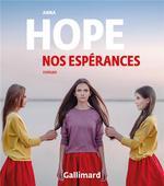 Couverture de Nos Esperances