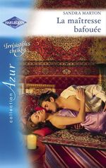 Vente EBooks : La maîtresse bafouée (Harlequin Azur)  - Sandra Marton