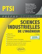 Vente EBooks : Sciences industrielles de l'ingénieur PTSI - Nouveaux programmes - 3e édition