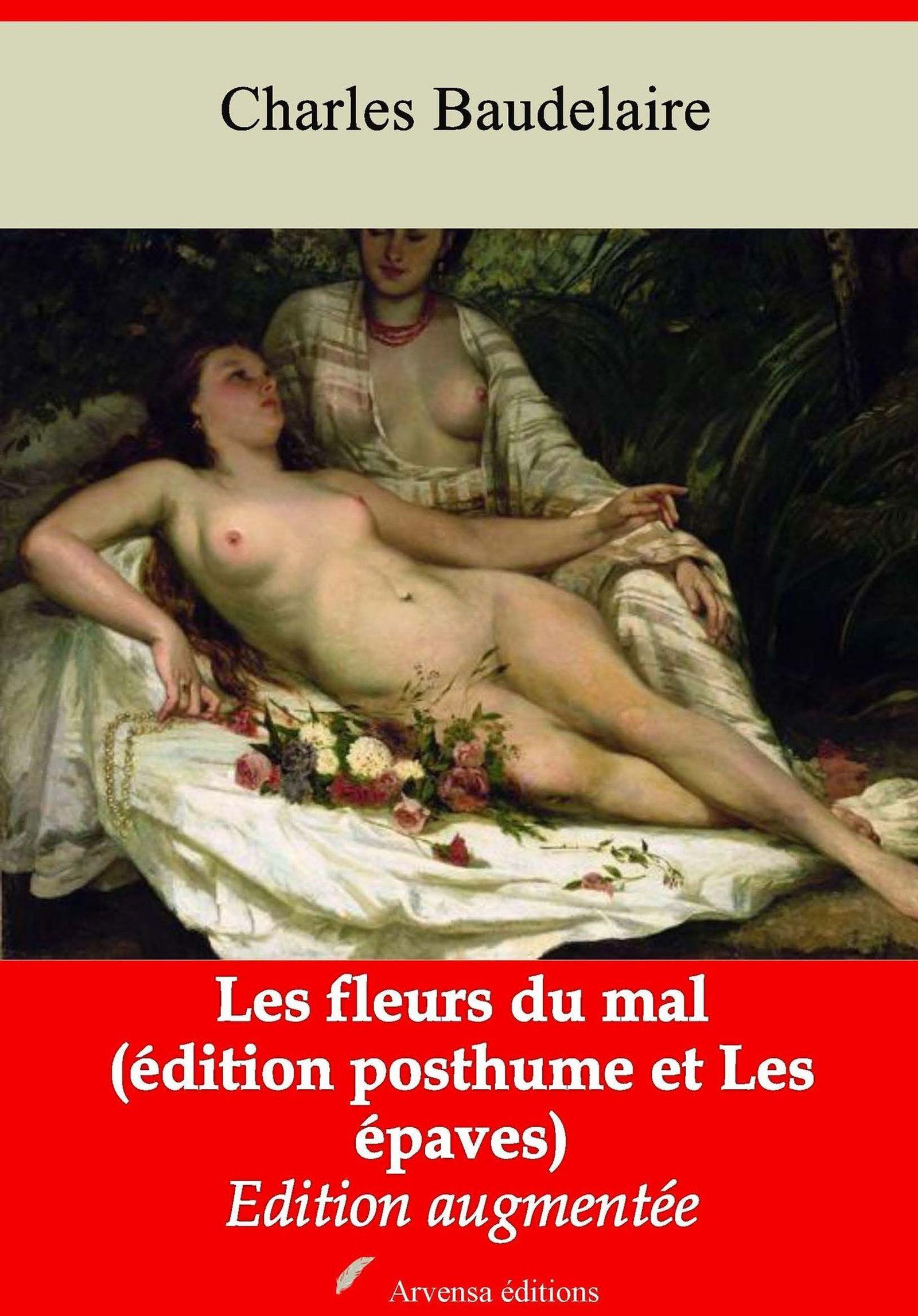 Vente Livre Numérique : Les Fleurs du mal (édition posthume suivi des Épaves) - suivi d'annexes  - Charles Baudelaire
