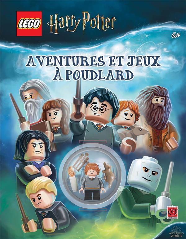 Lego - Harry Potter ; aventures et jeux à Poudlard