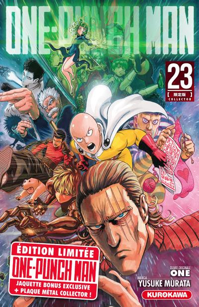 One-Punch Man t.23