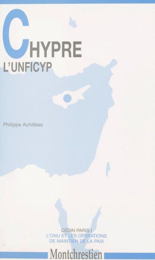 Chypre, l'UNFICYP