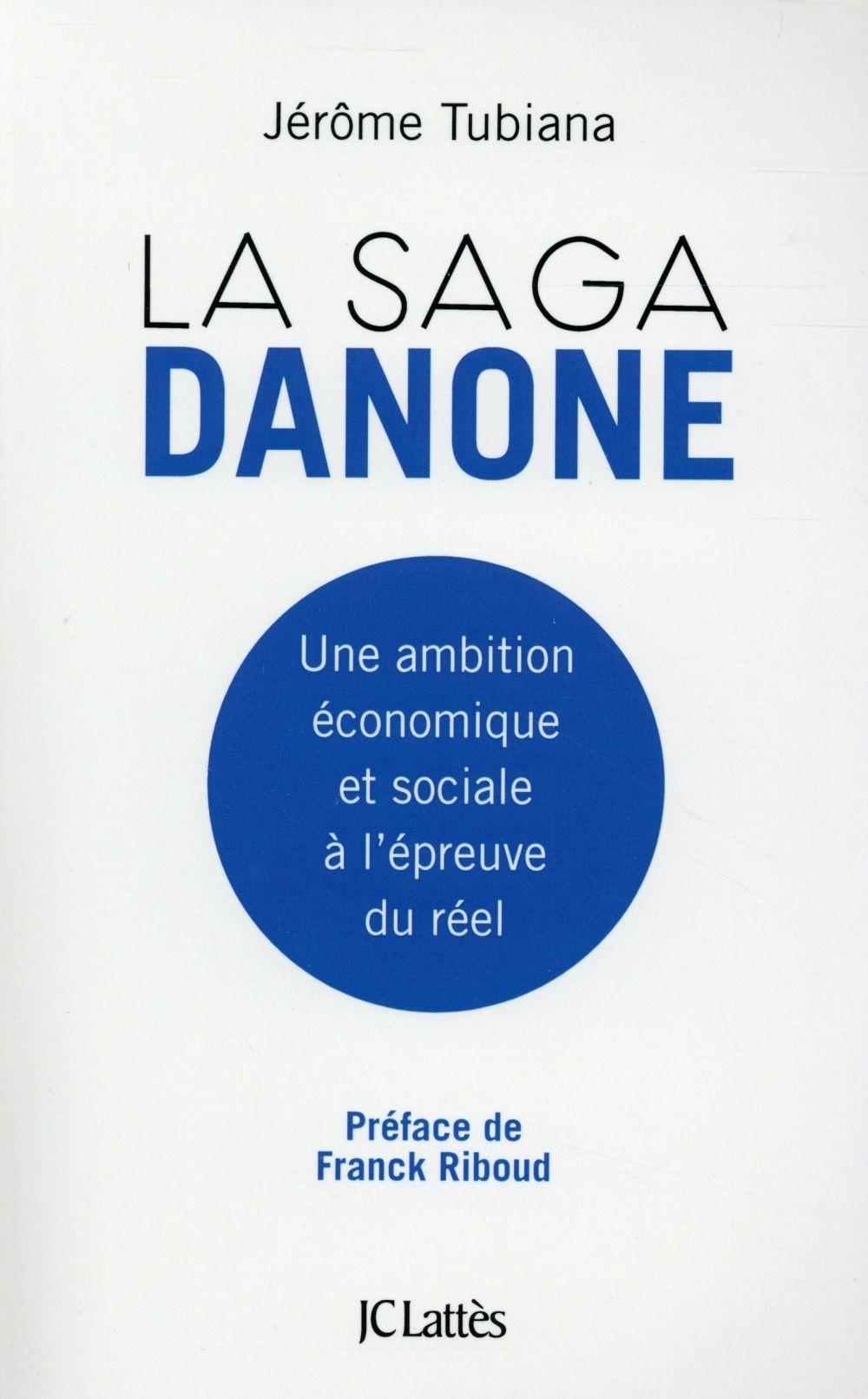La saga Danone