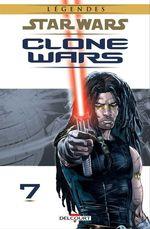 Star Wars - Clone Wars T07  - Jan Duursema - Greg Toccini - Collectif - Adriana Melo - Manuel Garcia