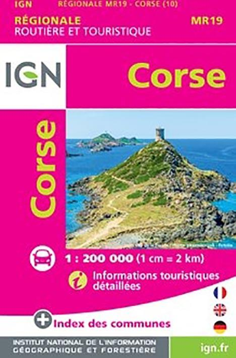 MR19 ; Corse (10e édition)