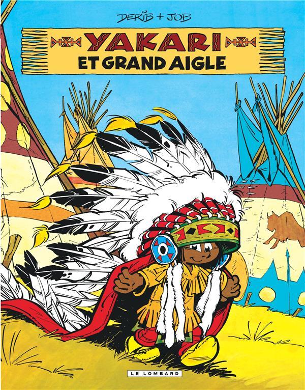 Yakari, l'ami des animaux T.1 ; Yakari et Grand Aigle
