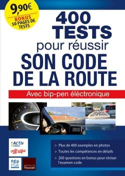 Tests code de la route (édition 2019)
