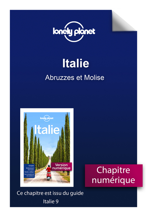 Italie - Abruzzes et Molise  - Lonely Planet Fr