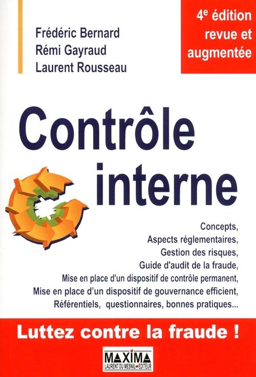 Contrôle interne (4e édition)