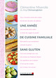 Une année de cuisine familiale sans gluten  - Clementine Miserolle  - Alix Lefief-Delcourt