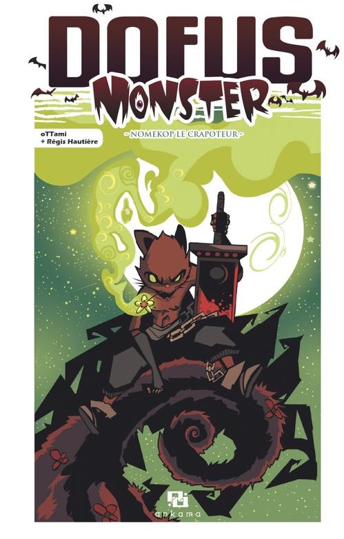 Vente Livre Numérique : Dofus Monster - Tome 5 - Nomekop Le Crapoteur  - Régis Hautière
