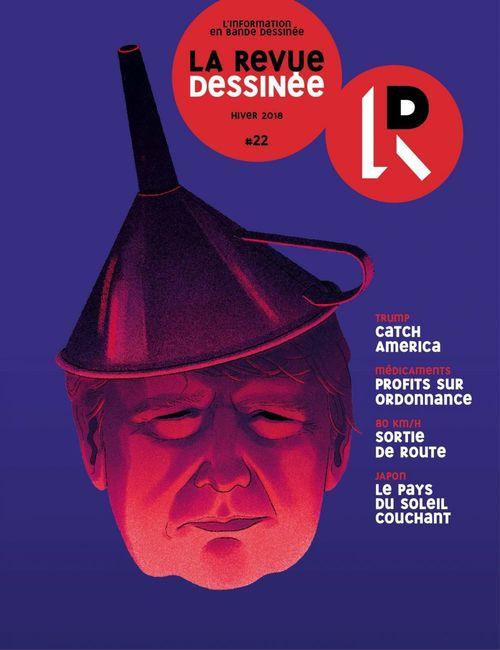 La Revue dessinée #22 - Hiver 2018