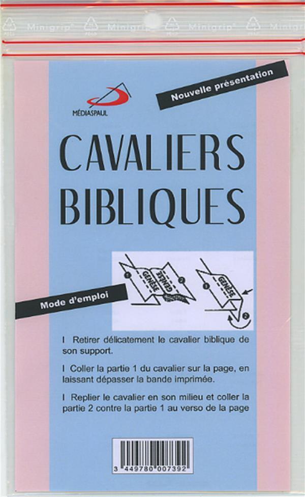 CAVALIERS BIBLIQUES CAB