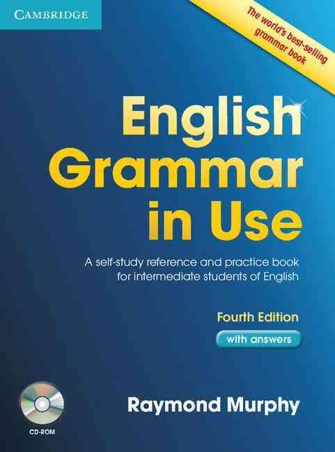 English grammar in use with answers and cd-rom (4th edition)