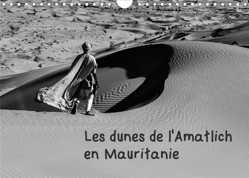 Les dunes de l'Amatlich en Mauritanie (édition 2020)
