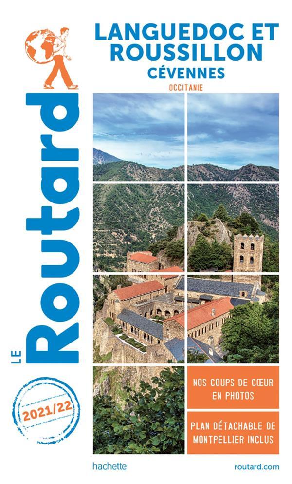 Guide du Routard ; Languedoc -Roussillon ; Cévennes (Occitanie) (édition 2021/2022)