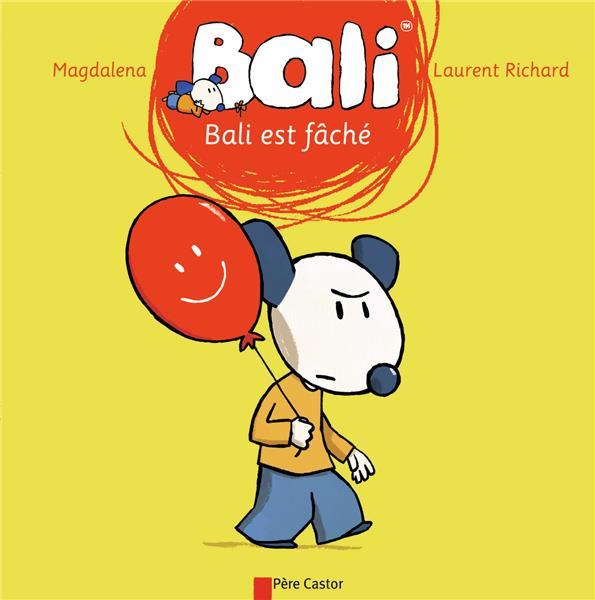 Bali est fâché