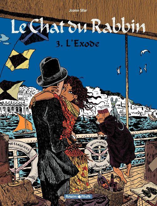 Le Chat du Rabbin - tome 3 - L'Exode