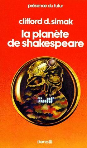 la planète de Shakespeare