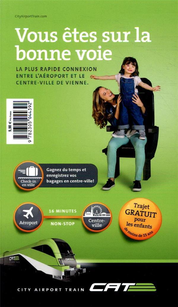 GUIDE PETIT FUTE ; CITY GUIDE ; Vienne (édition 2021/2022)