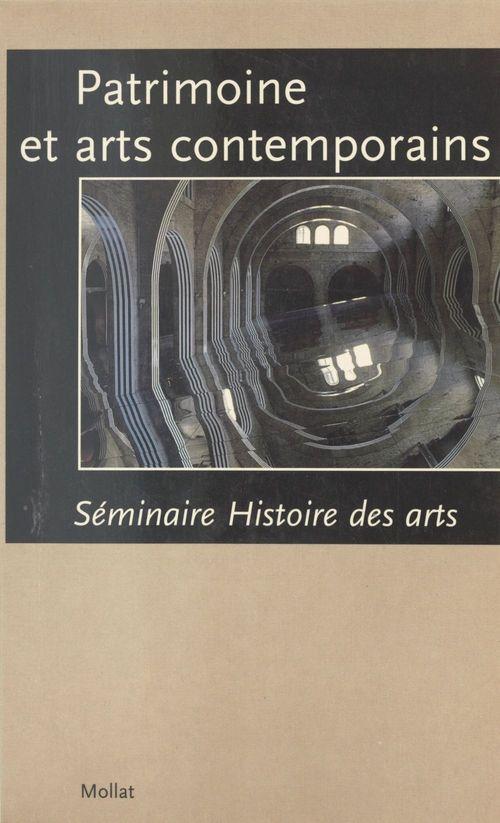 Patrimoine et art contemporain