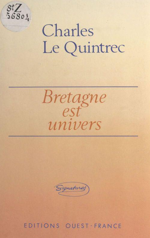 Bretagne est univers